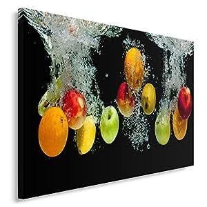 feeby frames tableau imprim xxl tableau imprim sur toile tableau deco canvas 70x100 cm. Black Bedroom Furniture Sets. Home Design Ideas
