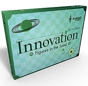 Alderac Entertainment Group AGL0152 Innovation: Figuras en la Arena (Tercera edición)