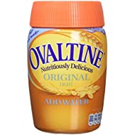Ovaltine Original Light 300 g (Pack of 6)