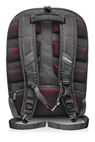 Lenovo Gaming Armored Backpack, Black Image 2