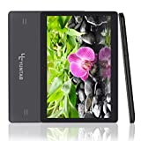 Yuntab 10.1 inch Android 5.1 Lollipop unlocked smart phone tablets PC Webcam 2G, 3G/Wifi 1GB+16GB MTK 6580 Quad-Core Phablet Pad with dual camera 0.3MP+2MP, Phone googleTablet , Unlocked Dual Sim Card Slots, Bluetooth, GPS, WIFI, USB OTG, Stereo Speakers, IPS touch screen 1280X800 cellphone Built 2x Normal DUAL Sim Card Slot 5000mha (Black)