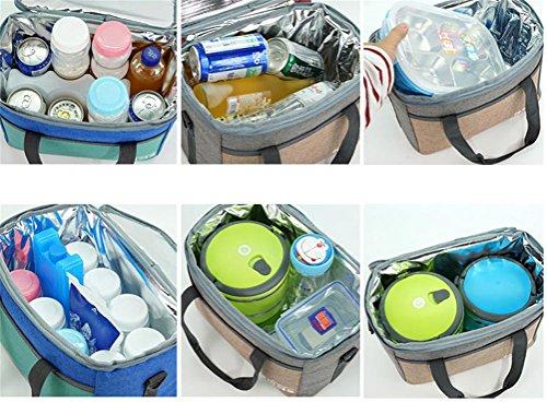 CAICUI Mittagessen Tasche - 4