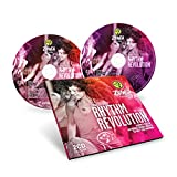 Zumba Fitness Damen Rhythm Revolution CD Set one size