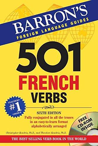 501 French Verbs, 6th Edition (501 Verbs S.)