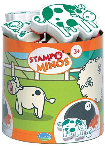 aladine-stampo-minos-on-the-farm-stamp-set-10-piece