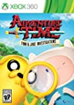 Adventure Time : Finn and Jake Invest...
