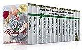 Sweet Christmas Kisses 4: A Bundle of 14 Wholesome Holiday Romances (English Edition)
