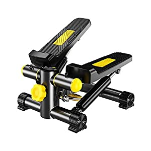 51iODaiz3lL. SS300  - SZSY HOME Foot Stepper Home Mini Stepper Exercise Stepper Mute Pedal Multi-functional Fitness Lose Legs Arms Thigh Toner Weight