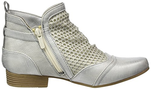 Mustang 1176-506-21, Stivaletti Donna Argento (21 Silber)