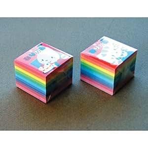 Origami Paper Mini 40mm x 40mm 500/Sheets