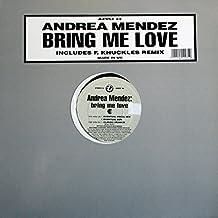 Andrea Mendez - Bring Me Love - Azuli Records - AZNY 34