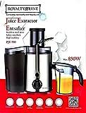 Juicer, Centrifugeuse 4en 1Set Pichet à jus, mixeur Pichet, verre Broyeur, Moulin à sec 1000W