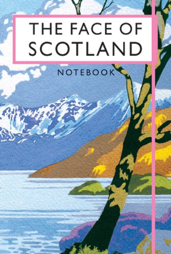 The Face of Scotland Notebook
