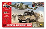 Airfix A50123 Operation Herrick British Forces - 1:48 Scale Diorama Gift Set