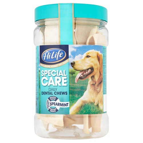 HiLife Special Care Daily Dental Chews Spearmint, 180g
