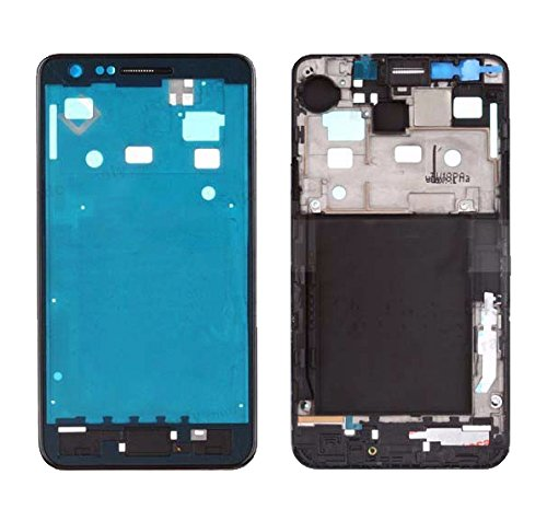 Samsung Galaxy S2i9100S2Plus I9105Display Cornice Frame Bezel incluso pellicola adesiva