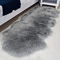 Teppich Teppiche Bodenmatte Bettvorleger Plüsch Sitzmatte Matte Fußmatte