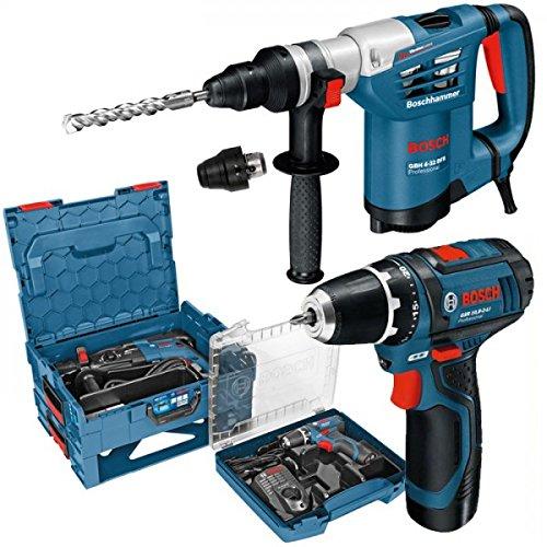 Preisvergleich Produktbild Bosch–0615990h1F–GBH 4–32DFR Set Professional