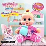 Bouncing Babies My Real Buddy Expressions Bounie, Multicolor (Cife Spain 41658)