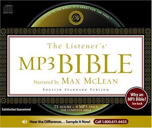 Listener's Bible-ESV - Mp3 Esv