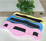 tykusm Schwimmen Training Unterstützung Floating Gürtel Bund Kickboard (Pink)