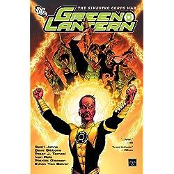 Green Lantern: The Sinestro Corps War - Ingles
