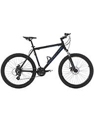 VTT semi rigide 26'' GTZ noir-bleu TC 51 cm KS Cycling