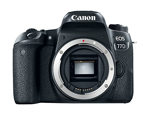 Canon EOS 77D Body Digital SLRs