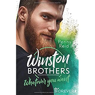 Winston Brothers: Whatever you want (Green Valley, Band 4)