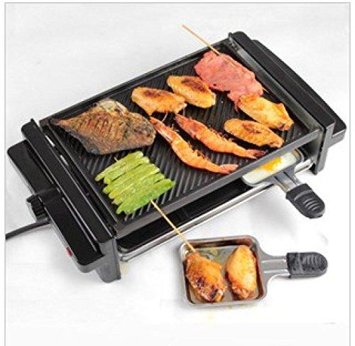 Home Elektrische Barbecue Gruben Korean Barbecue Pits Korean Electric Barbecue Pits Rauchfrei Barbecue Machines Kommerziell Rauchfrei Fleisch Grill