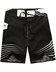 YOUJIA Swimshorts Bañador De Surf Pantalones Cortos Shorts Para Hombre