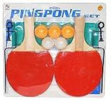 Set Ping Pong con Rete e Palline
