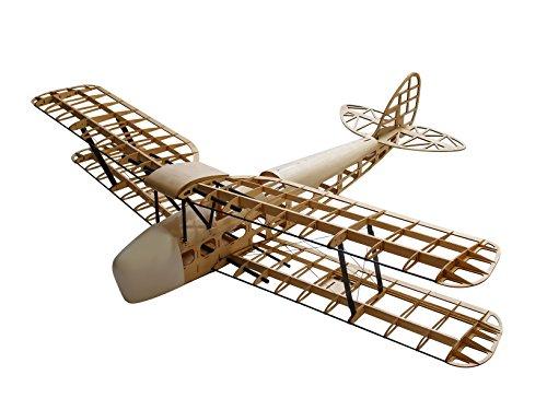 Balsaholz-flugzeuge-kits Rc (arkai Tiger Moth Kit 1400 mm Balsaholz)