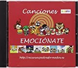 (cd) Canciones Emocionate
