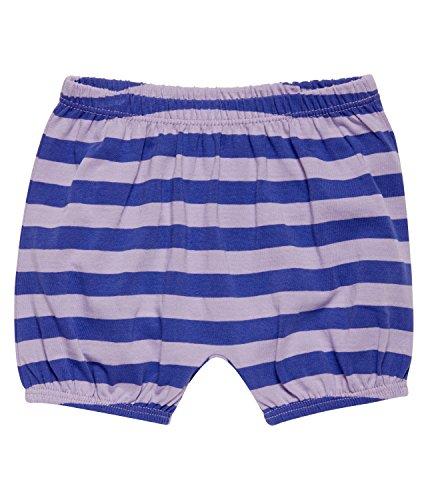 Sense Organics Baby-Mädchen Maya Bloomer Shorts Mehrfarbig (Lilac Stripes 696001), 68 (Herstellergröße: 3M)