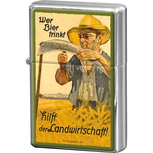 Nostalgic-Art 80232 Bier und Spi...