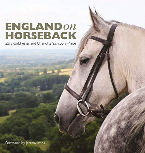 England on Horseback por Charlotte Sainsbury-Plaice