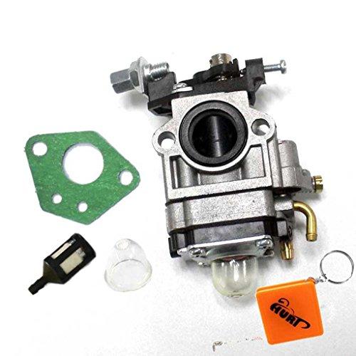 HURI Vergaser mit Filter für Forester Fuxtec Brast Timbertech BC52, BC520, Motorsense