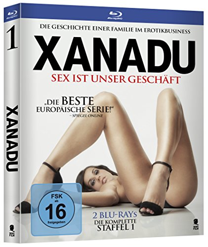 Xanadu - Staffel 1 (Limited Edition, Digipack in schicker O-Card) [2 Blu-rays]