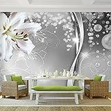 Fototapete Orchidee 352 x 250 cm - Vliestapete - Wandtapete - Vlies Phototapete - Wand - Wandbilder XXL - !!! 100% MADE IN GERMANY !!! Runa...
