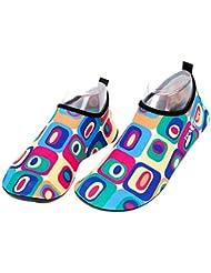 Erwachsene Strand Tauchen Schuhe rutschfeste Tretmühle Schuhe Sandalen Schwimmen Schuhe Farbe Boxen