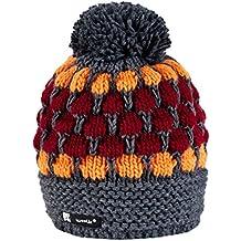 Unisex Winter Cappello Invernale di Lana Berretto Beanie Hat Pera Jersey  Sci Snowboard di Moda 2640f798dac3