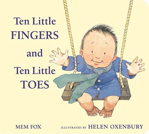 Ten Little Fingers and Ten Little Toes por Mem Fox