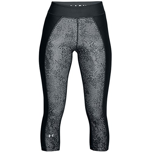 Under Armour Ua Hg Print Armour Capri Pantalones Pirata
