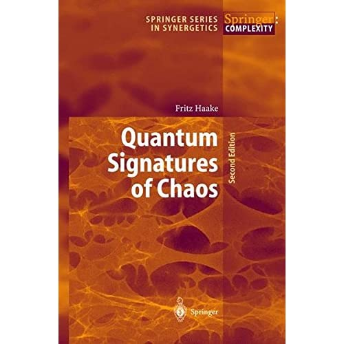 Quantum Signatures of Chaos. : 2nd Edition