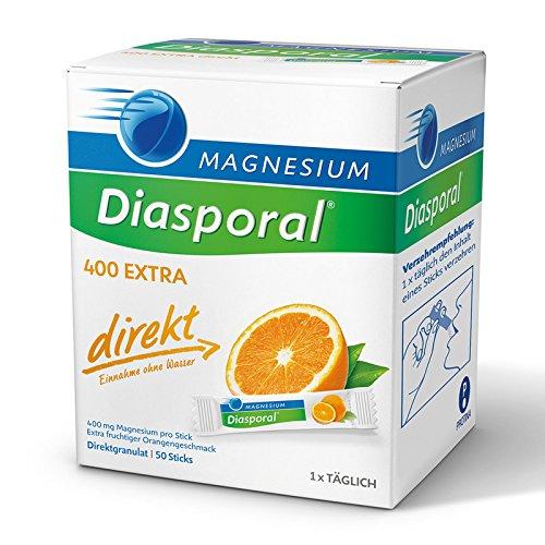 Magnesium Diasporal 400 E 50 stk