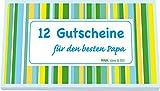 RNK 28725 Gutscheinheft für den besten Papa