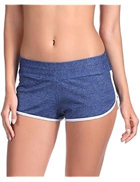 Feba Pantaloncini della Spiaggia per Donna F63