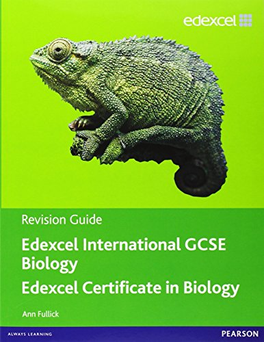 Edexcel International GCSE (IGCSE) Biology Revision Guide with Student CD by Ann Fullick (24-Feb-2011) Paperback