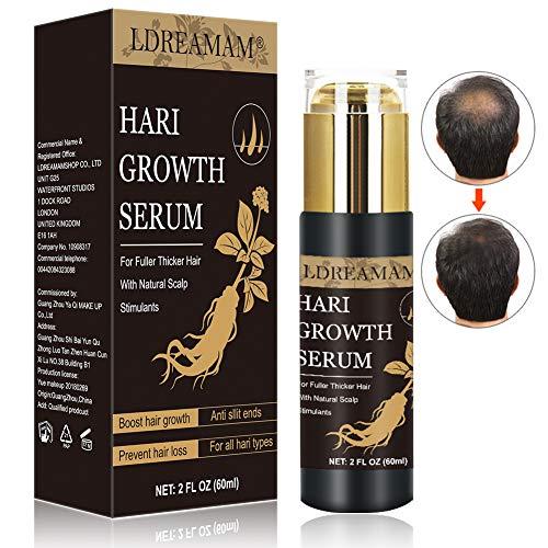 Hair Serum,Aceite Crecimiento Cabello,Crecimiento